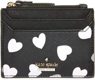 Kate Spade Cameron Street Hearts Card Case
