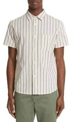 A.P.C. Bryan Stripe Woven Shirt