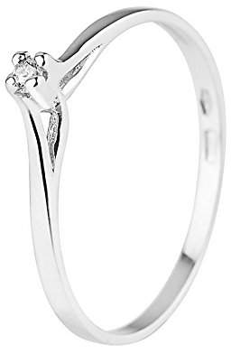& You Women Solitaire Wedding Ring - AMZ-AGB SOLO-003/58