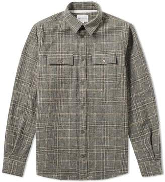 Norse Projects Villads Heavy Brushed Check Shirt