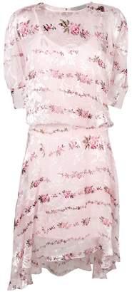 Preen by Thornton Bregazzi petal print dress