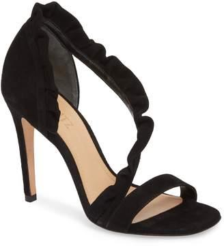 Schutz Aim Ruffle Sandal