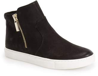 Kenneth Cole New York 'Kiera' Zip High Top Sneaker
