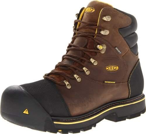 Keen Men's Milwaukee Wide Work Boot