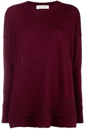 Lamberto Losani relaxed fit jumper