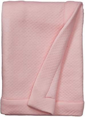 BreathableBaby Solid Modal Blanket, Pink