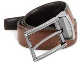 Robert Graham Aspen Reversible Leather Belt