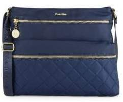 Calvin Klein Quilted Crossbody Bag