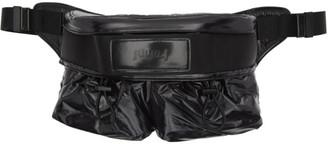Juun.J Black Shiny Belt Bag