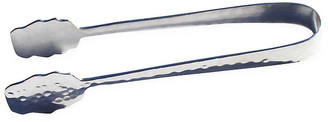 Corbell Silver Company Inc. Silver-Plated Hammered Ice Tongs