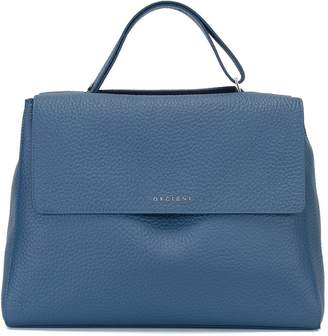 Orciani satchel tote bag