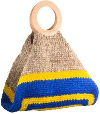 ISA/III OC - Large Crochet Handbag