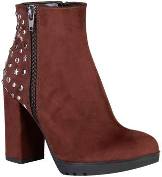 Made in Italia Dora Synthetic Leather Ankle Boot