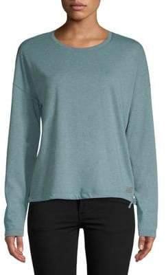 New Balance Long-Sleeve Roundneck Tee