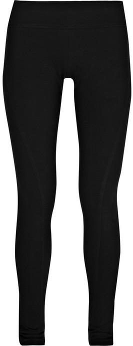 Diane von Furstenberg Sweetheart jersey leggings