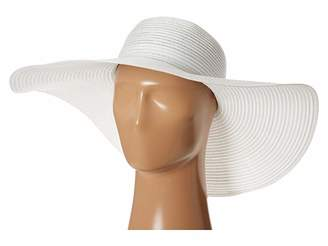 Tommy Bahama Big Brim Braid Hat with Lurex Traditional Hats