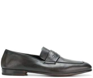 Z Zegna classic loafers