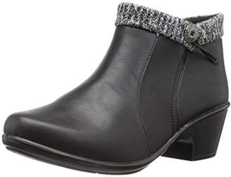 Easy Street Shoes Women's Dawna Ankle Bootie