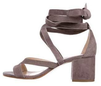 Barneys New York Barney's New York Virginia Ankle-Tie Sandals