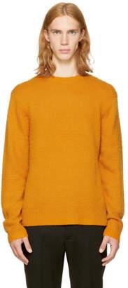 Acne Studios Orange Peele Sweater