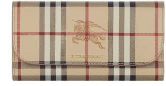 Harris Haymarket Wallet in Mid Camel Synthetic Material Burberry fm3rlbY