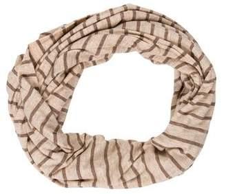 Vince Knit Infinity Scarf