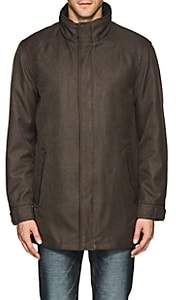 Rainforest MEN'S DOWN COAT-MED. BROWN SIZE S