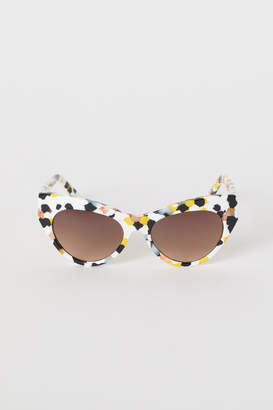 H&M Sunglasses - White