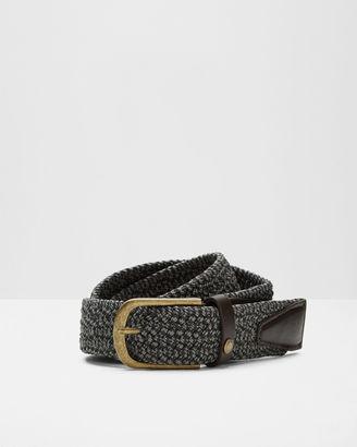 Twisted yarn belt $75 thestylecure.com