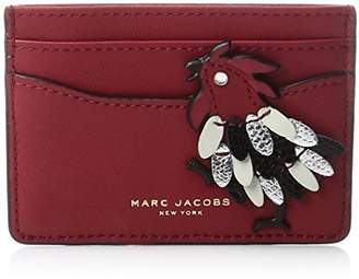 Marc Jacobs Rooster Card Case Credit Card Holder
