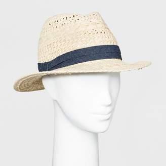 Universal Thread Women's Panama Hat - Universal ThreadTM White