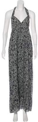 Joie Floral Maxi Dress