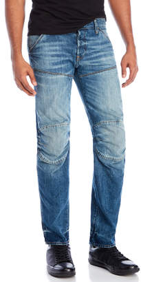 G Star Raw 5620 Deconstructed 3D Low Tapered Jeans