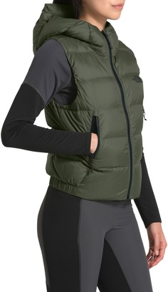 The North Face Hyalite Waterproof Hooded Down Puffer Vest