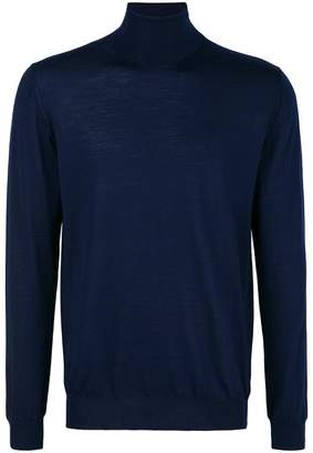 Lanvin classic turtle neck jumper