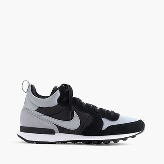 Nike® internationalist mid sneakers $100 thestylecure.com
