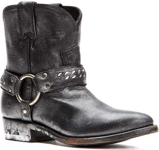 Frye Billy Chain Short Leather Bootie