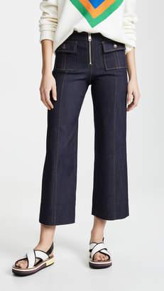 Cinq à Sept Tous Les Jours Azure Pants