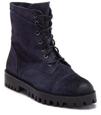 Manas Design Polacco Pelle Stringato Boot