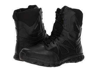 8ead76ee60de86 Reebok Work Sublite Cushion Tactical 8 Boot WP
