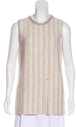 Theory Sleeveless Knit Top