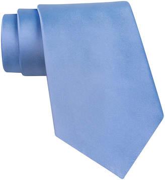 STAFFORD Stafford Satin Solid Silk Tie