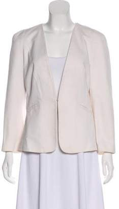 Ted Baker Structured Collarless Blazer