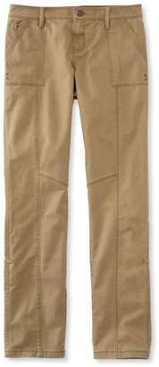 L.L. Bean L.L.Bean Garment-Washed Utility Pants