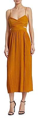 A.L.C. Women's Sienna Pleated Dress