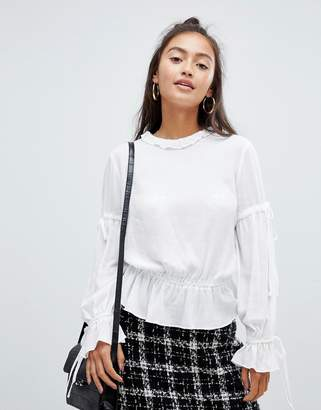Glamorous blouse