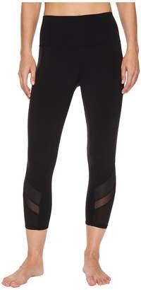 Alo High-Waist Elevate Capris Women's Casual Pants