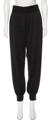Marc Jacobs High-Rise Cropped Joggers w/ Tags