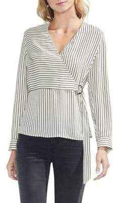 Vince Camuto Legacy Striped Blouse