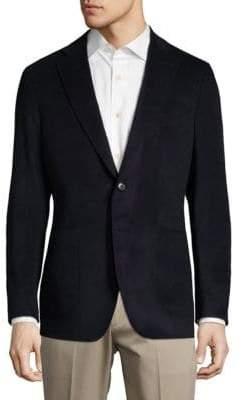 Saks Fifth Avenue Notch Lapel Jacket